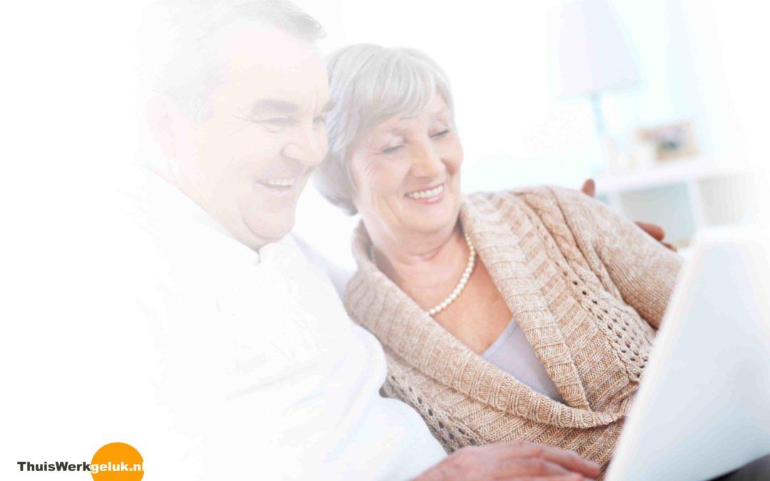 Hangout Voorlees Opa&Oma, ThuisWerkgeluk