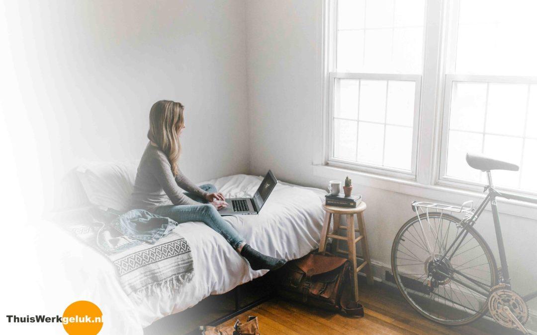 leidinggeven aan thuiswerkers met 8 concrete tips, thuiswerkgeluk